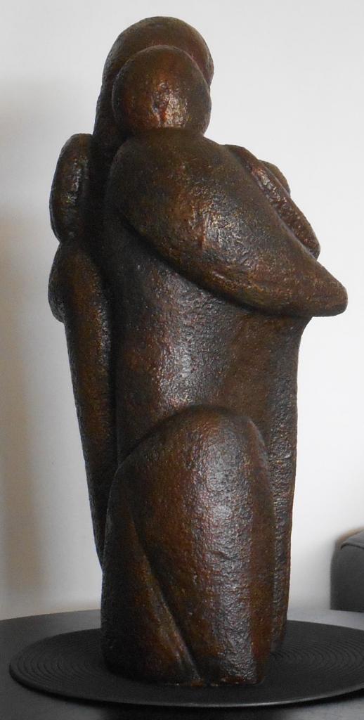 Portrait de femme ou La Porteuse